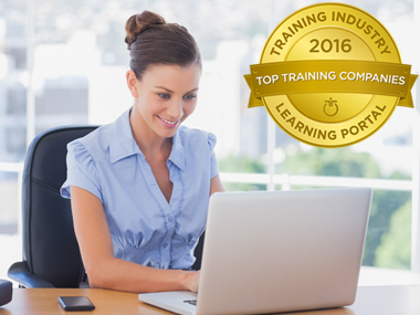 TrainingIndustry.com 2016 Top 20 Learning Portal Companies list